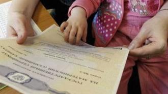 СМИ: Материнский капитал не позволят тратить на детей