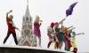 В православном храме Вены защитники Pussy Riot устроили свой «панк-молебен»