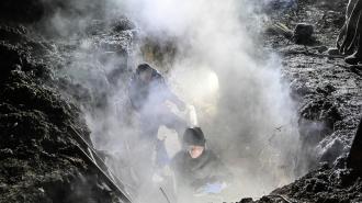 В роддоме №16 Петербурга ликвидировали прорыв трубы отопления