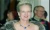 Королева Дании Маргрете II прибывает с визитом в Россию