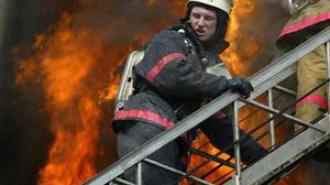 Пожар на Бутлерова