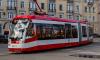 Запрет на движение трамваев по Сердобольской продлят до конца января