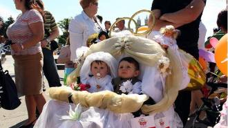 Фестиваль-парад детских колясок