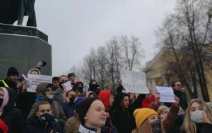 Что известно о возбужденных уголовных делах в Петербурге после митинга 31 января