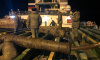 Со дна Финского залива в Кронштадте подняли старинные пушки