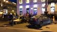 Серьёзное ДТП произошло ночью на Невском проспекте