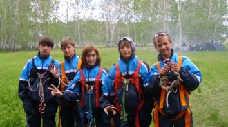 Cпортивно-туристический слет для учащихся 4-11 классов школ Приморского района