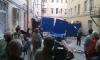 Петербуржцы протестуют против строительства мансарды в историческом доме на Рылеева