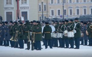 Афиша мероприятий в Петербурге ко Дню защитника Отечества