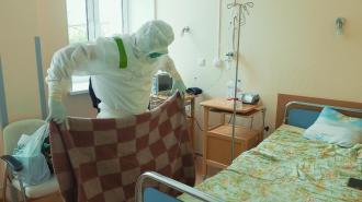 За последние сутки в Петербурге официально прибавилось 729 заболевших коронавирусом