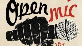 """Open Mic"", Rossi's Bar Типография"