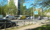 На проспекте Науки произошла авария: водитель маршрутки въехал в автобус