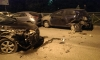 Алкаш-беспредельщик на Ford Focus протаранил 4 машины на Учительской улице