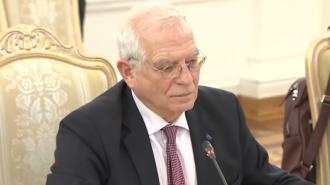 Боррель заявил о решении Евросоюза не обострять отношения с Россией