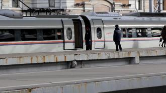 В РЖД сократят время в пути между Москвой и Петербургом до двух часов