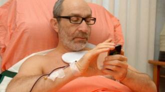 Новости Украины: в Харьков вернулся после покушения раненый мэр Кернес