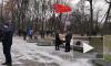 """Работники """"Метростроя"""" провели митинг в Петербурге из-за долгов по зарплате"""