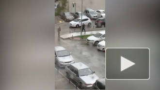 От урагана в Екатеринбурге пострадало три человека