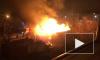 Ростовский автосервис сгорел за считанные секунды (видео)