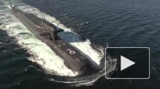 Северный флот провел учение по спасению судна в Баренцевом море