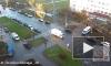 Видео: преступники и ДПС устроили погоню с аварией в Красном Селе