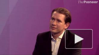 Курц: для Австрии будет честью, если Путин и Байден проведут встречу в Вене