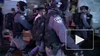 Число пострадавших при столкновениях в Иерусалиме превысило 170