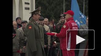 Автопробег в память о героях Великой Отечественной
