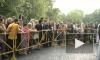 День памяти Цоя - концерт во дворе Михайловского замка