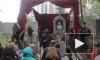 Разрушенное захоронение основателя Петербургского цирка наконец-то восстановлено