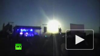 В небе над Аргентиной взорвался НЛО