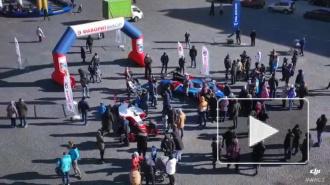 Видео: гоночные болиды SMP Racing в Выборге