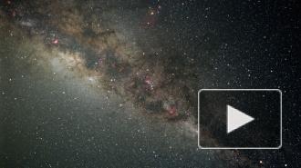 Появилось видео NASA о том, как земля выглядит в предновогодние ночи