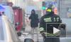 На Фрунзенской набережной загорелось здание Минобороны, эвакуировали 150 человек