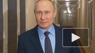 Путин рассказал, что вторая прививка от коронавируса прошла без побочных явлений