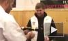 Рамзан Кадыров получил черный пояс по каратэ