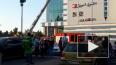 """В ТРК """"Родео Драйв"""" эвакуируют посетителей из-за задымле..."""