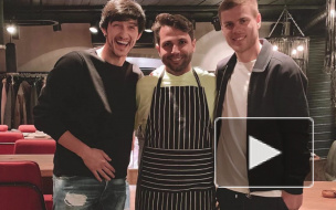 """Шеф-повар Мехмет Чалышкан рассказал о любимых блюдах звезд """"Зенита"""""""
