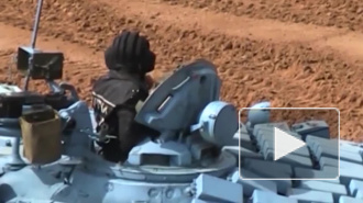 Танковый биатлон в 2014 году восхищает масштабами. Россия блеснула новыми технологиями. Начался третий день