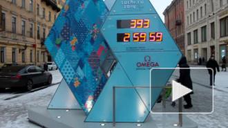 В Петербурге поставят счетчик бюджетных трат на Олимпиаду-2014