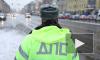 На площади Победы лихач сбил полицейского и скрылся с места ДТП