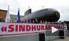 Подлодка из Петербурга взорвалась и затонула в Индии. На борту 18 моряков