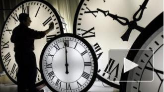 Переход на зимнее время в 2014 году увеличит количество часовых зон в России