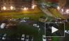 """Видео: полицейский пытался ногой остановить водителя """"Рено"""" во время погони"""