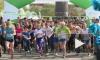 Зеленый марафон Сбербанка собрал в Парке 300-летия более 21 тысячи человек
