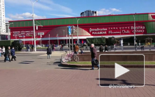Парад в Беларуси