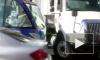Видео из Лас-Вегаса: Беспилотный автобус в первом же рейсе попал в аварию