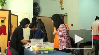 Барахолка по-корейски. В культурном центре «Нан» открылась ярмарка