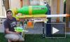 Огромный водяной пистолет экс-инженера NASA попал в Книгу рекордов Гиннесса.