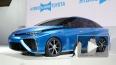 Водородный автомобиль Toyota Mirai запустили в серийное ...